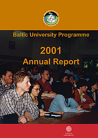 BUP Annual Report 2001