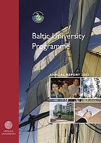 BUP Annual Report 2003