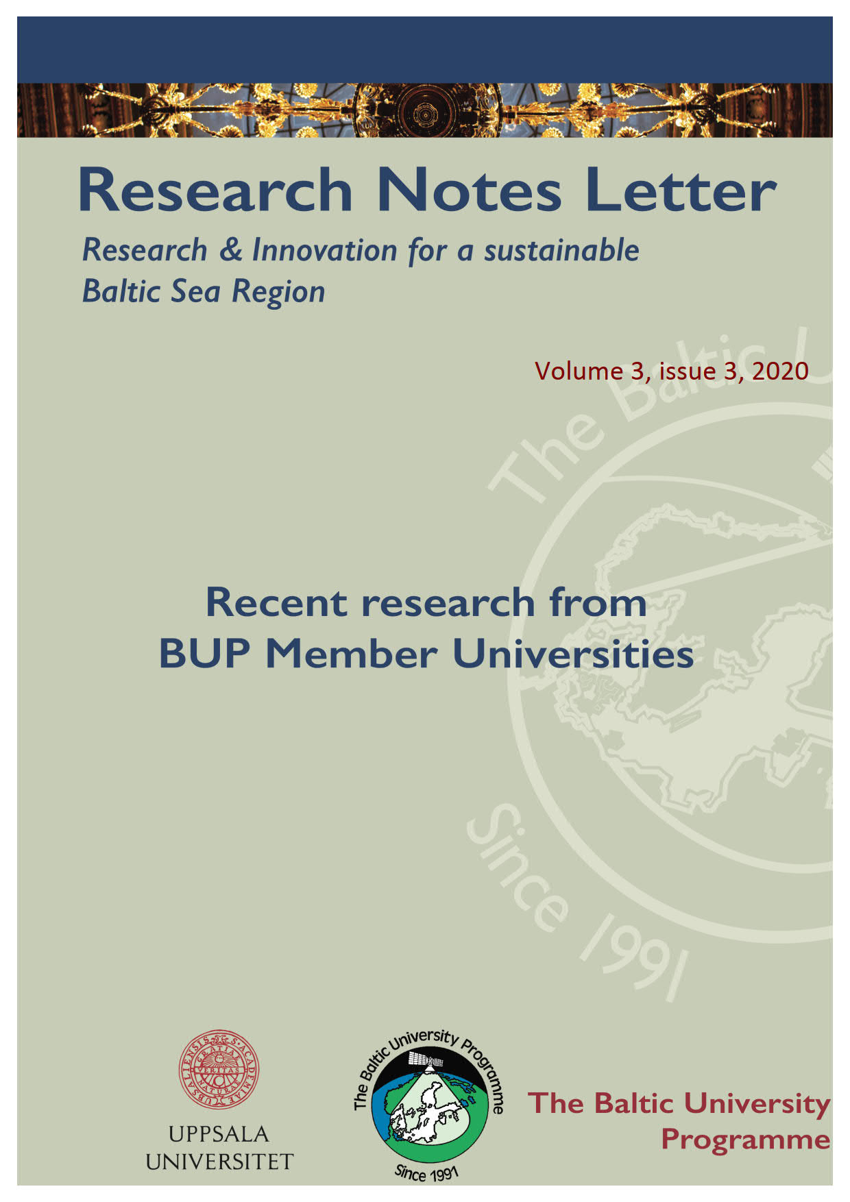 cover of Research Notesl Letter
