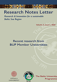 Research Notes Letter 2-2020