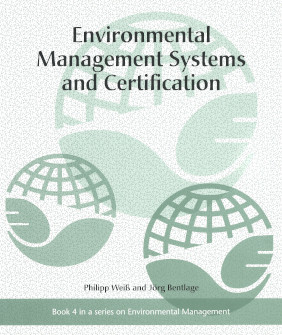 Book cover, Environmental Management Systems and Certification