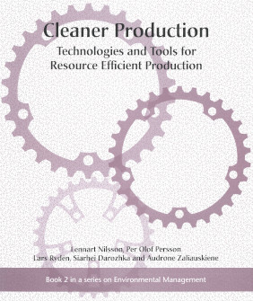 Book cover, Cleaner Production