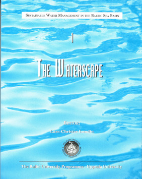 SWM1 The Waterscape book cover