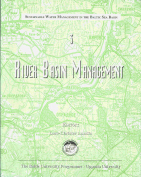 SWM3 River Basin Management book cover