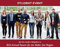 EU's Annual Forum for the Baltic Sea Region 2020
